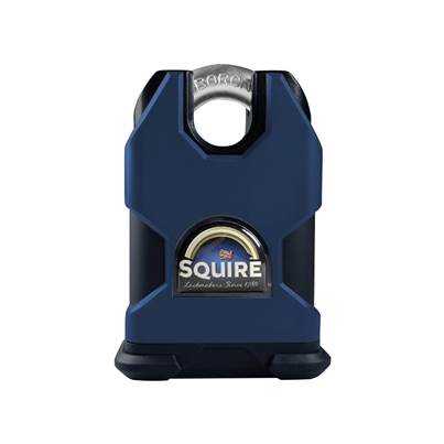 Squire Stronghold Solid Steel Padlocks