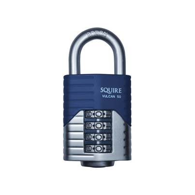 Squire Vulcan Boron Shackle Combination Padlock