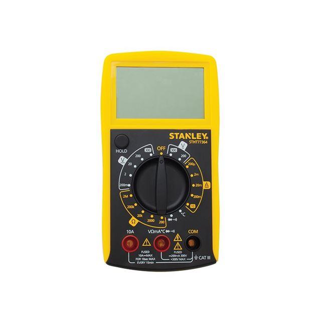 Stanley Intelli Tools AC/DC Digital Multimeter