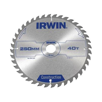 IRWIN® General Purpose Table & Mitre Saw Blade, ATB