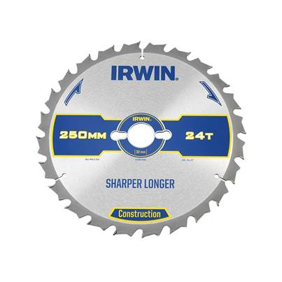 IRWIN® Construction Table & Mitre Circular Saw Blade