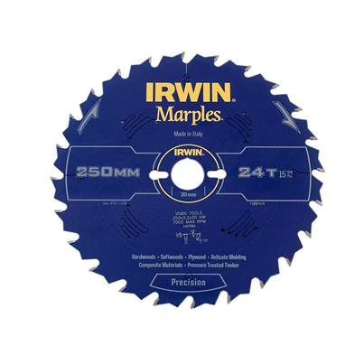 IRWIN® Marples Table & Mitre Circular Saw Blade