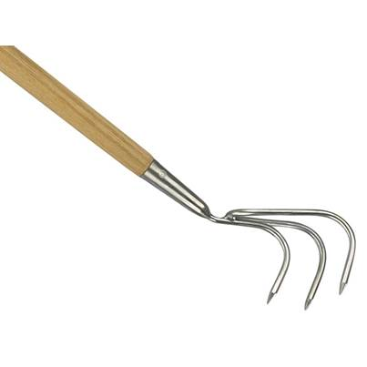 Kent & Stowe Long Handled 3-Prong Cultivator