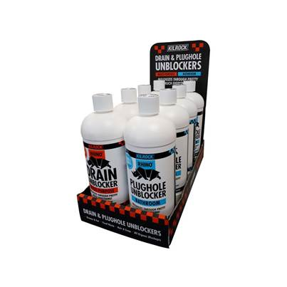 Kilrock Rhino Bathroom & Drain Unblocker CDU