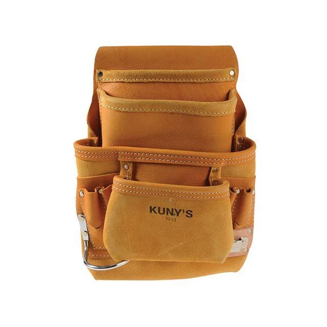 Kuny's AP-i933 Carpenter's Nail & Tool Bag 10 Pocket