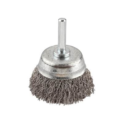 KWB HSS Crimped Cup Brush Coarse