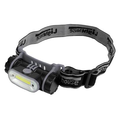 Lighthouse Elite LED Sensor Rechargeable Headlight 150 lumens