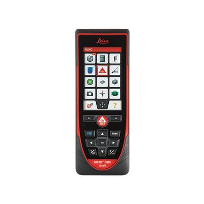 Leica Geosystems DISTO™ D810 Touch Screen Laser Distance Meter 200m Bluetooth® Kit