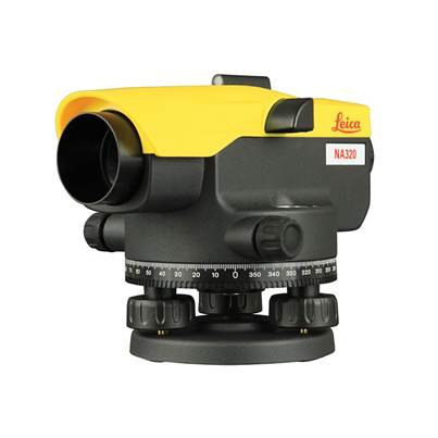 Leica Geosystems NA300 Series Optical Level
