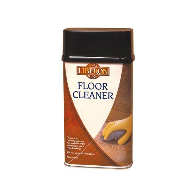 Liberon Wood Floor Cleaner 1 litre