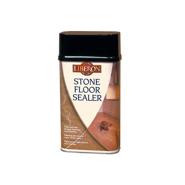 Liberon Colour Enhancer Stone Floor Sealer 1 litre