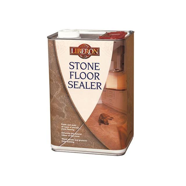 Liberon Colour Enhancer Stone Floor Sealer 5 litre