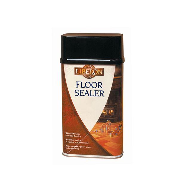 Liberon Wood Floor Sealer 1 litre