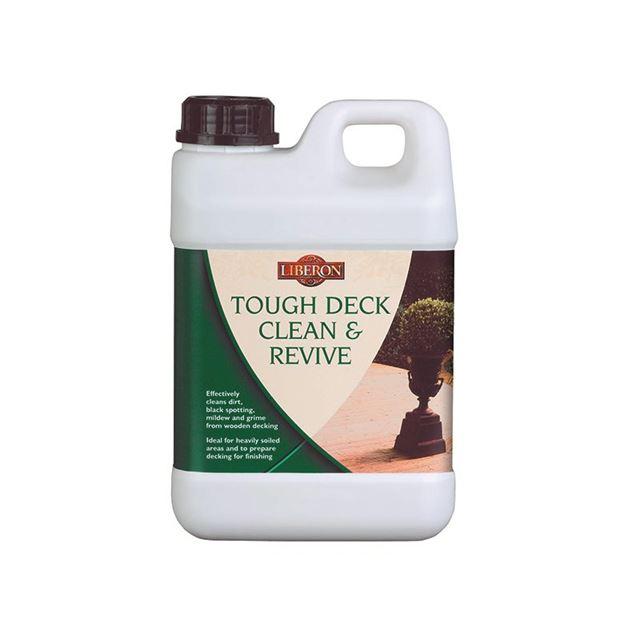 Liberon Decking Cleaner 2 litre