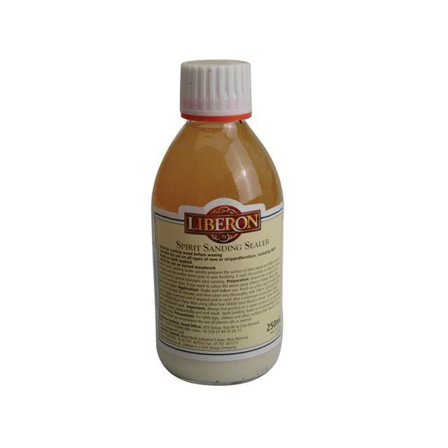Liberon Spirit Sanding Sealer 500ml