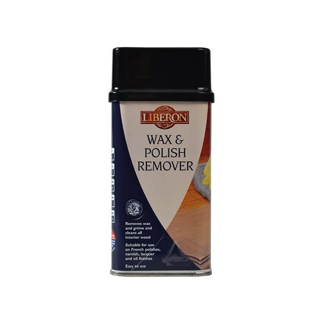 Liberon Wax & Polish Remover 250ml
