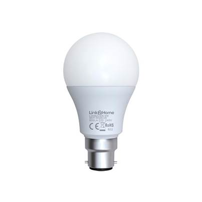 Link2Home Wi-Fi LED Opal GLS Dimmable Bulb