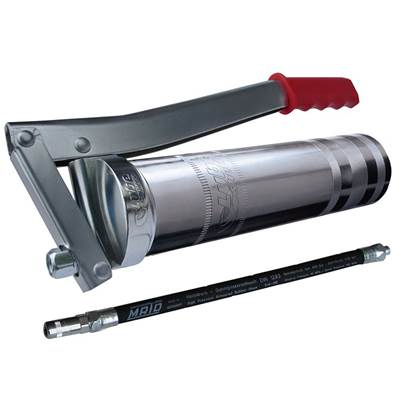 Lumatic Lube-Shuttle® Side Lever Grease Gun