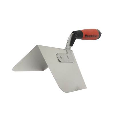 Marshalltown M25RD Curved Outside Corner Trowel DuraSoft® Handle 5in