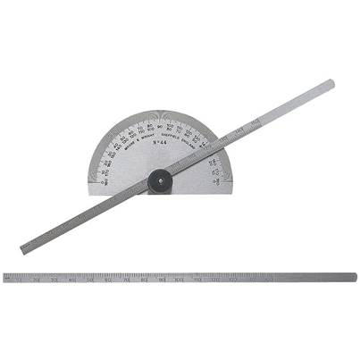 Moore & Wright Protractor Type Depth Gauge