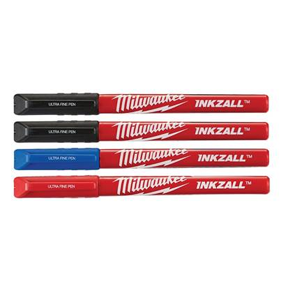 Milwaukee Hand Tools INKZALL™ Ultra Fine Tip Pen