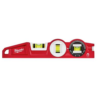 Milwaukee Hand Tools Block Magnetic Torpedo Level 25cm