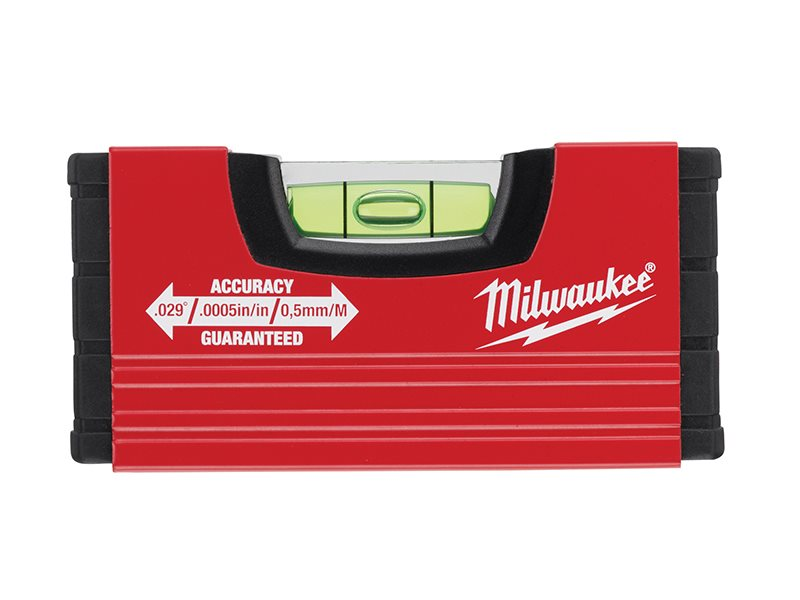 Milwaukee Hand Tools Minibox Level 10cm