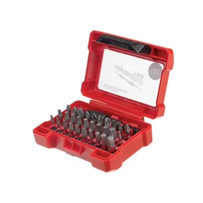 Milwaukee Power Tools SHOCKWAVE™ Impact Duty Assorted Bit Set, 32 Piece