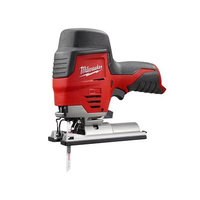 Milwaukee Power Tools M12 JS-0 Sub Compact Jigsaw 12V Bare Unit