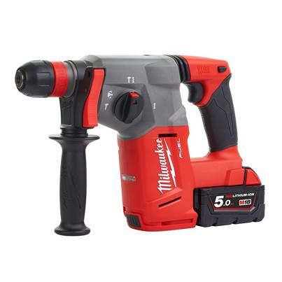 Milwaukee Power Tools M18CHX-502X FUEL™ SDS Plus Hammer