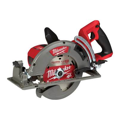 Milwaukee Power Tools M18 FCSRH66-0 FUEL™ Rear Handle Circular Saw 18V Bare Unit