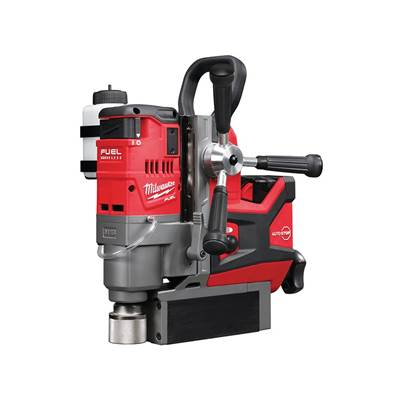 Milwaukee Power Tools M18 FMDP-502C Fuel™ Magnetic Drilling Press 18V 2 x 5.0Ah Li-Ion