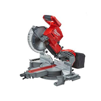 Milwaukee Power Tools M18 FMS254 Fuel™ Mitre Saw 254mm 18V Bare Unit