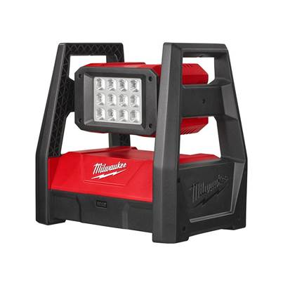 Milwaukee Power Tools M18 HAL-0 H/P TRUEVIEW™ Area Light 18V Bare Unit