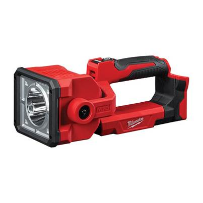 Milwaukee Power Tools M18 SLED-0 LED TRUEVIEW™ Search Light 18V Bare Unit