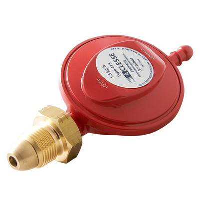 Miscellaneous 37 mbar 1.5kg/h Propane Bottle Regulator