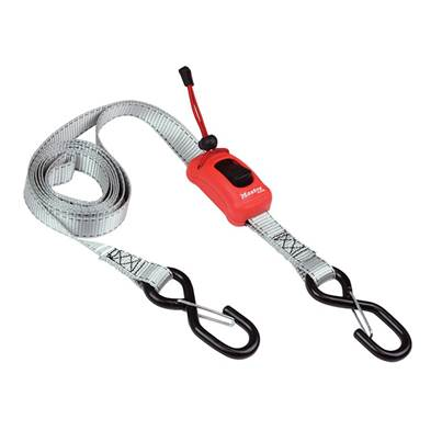 Master Lock Pre-Assembled Spring Clamp Tie-Down