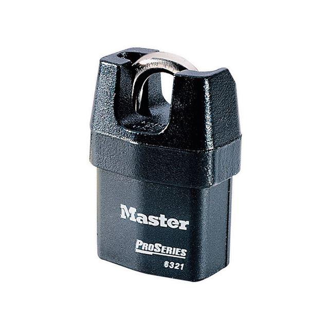 Master Lock ProSeries® Shrouded Shackle 54mm Padlock - Keyed Alike