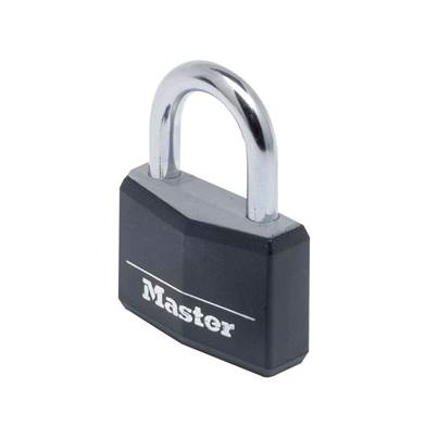 Master Lock Aluminium Padlocks Vinyl Covers