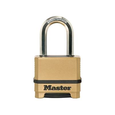 Master Lock Excell™ Combination Padlocks
