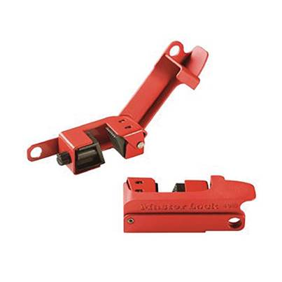 Master Lock Griptight Circuit Breaker Lockout