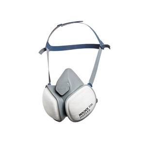 view Gas, Vapour & Dust Masks products