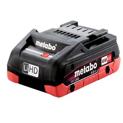 Metabo Slide LiHD Battery Pack