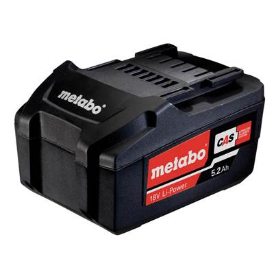 Metabo Slide Li-ion Battery Pack
