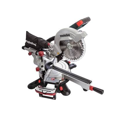 Metabo KGS 18 LTX 216 Cordless Sliding Mitre Saw