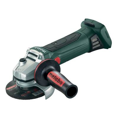 Metabo W 18 LTX 115 QUICK Angle Grinder 115mm 18V Bare Unit