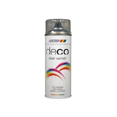 PlastiKote Deco Spray Clear Lacquer