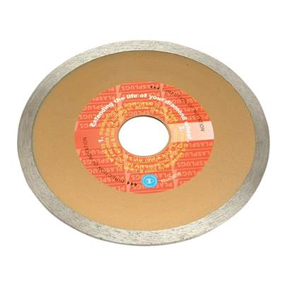 Plasplugs General-Purpose Diamond Wheel 110mm