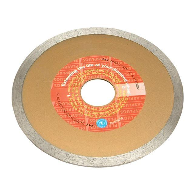 Plasplugs General-Purpose Diamond Wheel 110mm