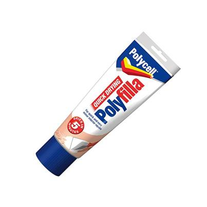 Polycell Multipurpose Polyfilla, Quick Drying